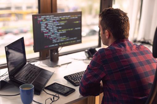Software developer working 1020187160