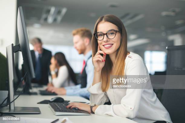 software developers team at work - medium group of people stock pictures, royalty-free photos & images