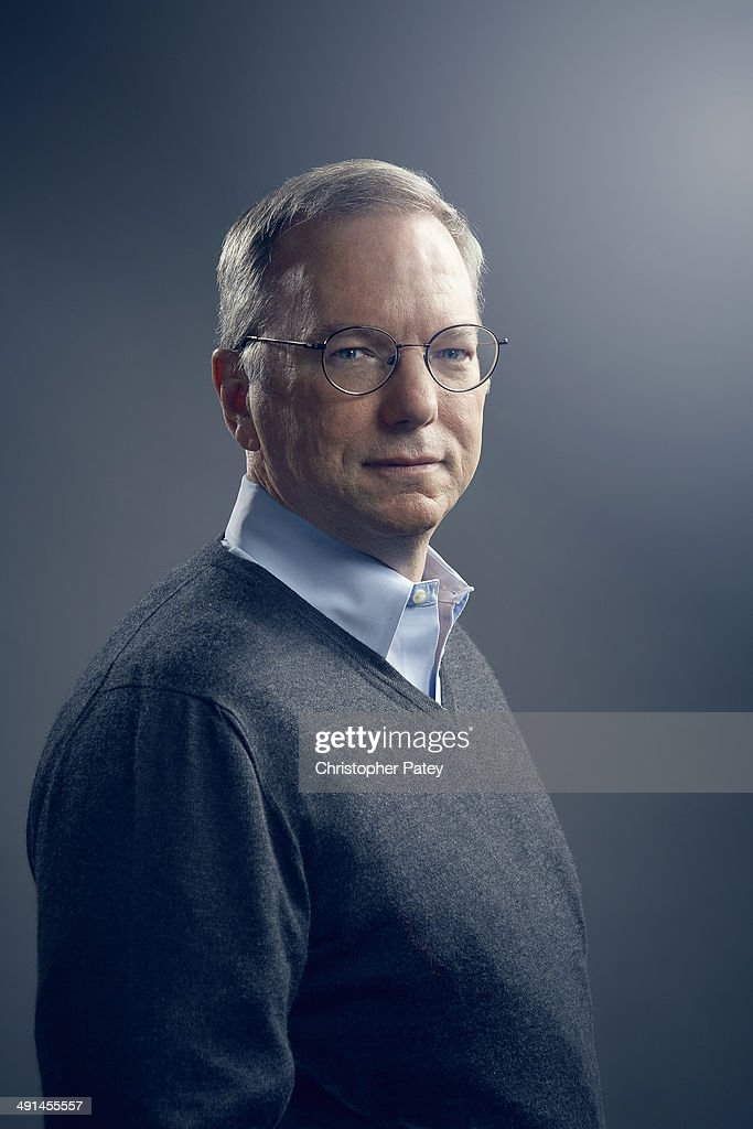 Eric Schmidt, The Hollywood Reporter, July 12, 2013 : ニュース写真
