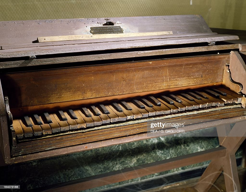 Softwood spinet... : News Photo