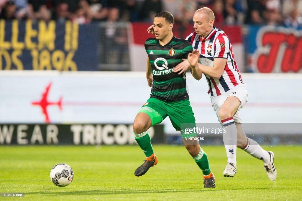 Willem II v Feyenoord - Eredivisie