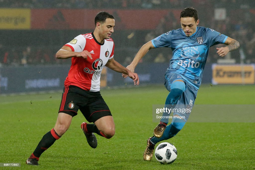 Feyenoord v Heracles Almelo - KNVB Cup