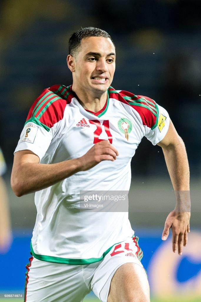 "International friendly match""Morocco v Uzbekistan"" : News Photo"