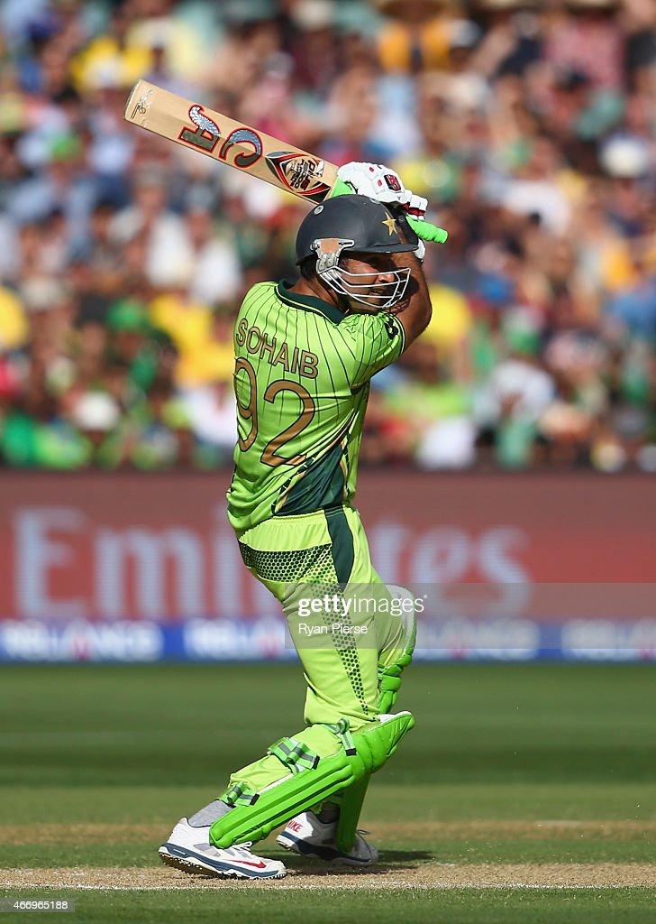 Australia v Pakistan: Quarter Final - 2015 ICC Cricket World Cup