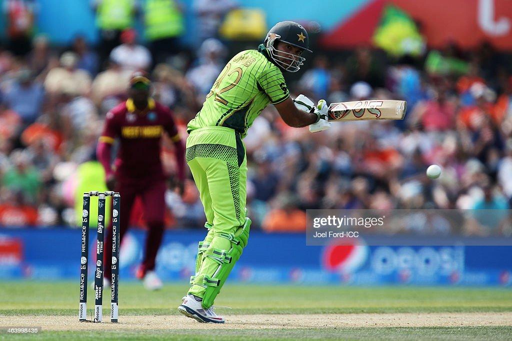Pakistan v West Indies - 2015 ICC Cricket World Cup