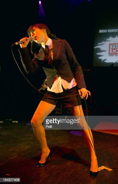 Soho Dolls during Big Issue - 15th Birthday - Benefit Gig - September 23, 2006 at Shepherds Bush Empire in London, Great Britain.