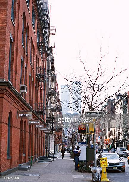 soho - road signal stock pictures, royalty-free photos & images
