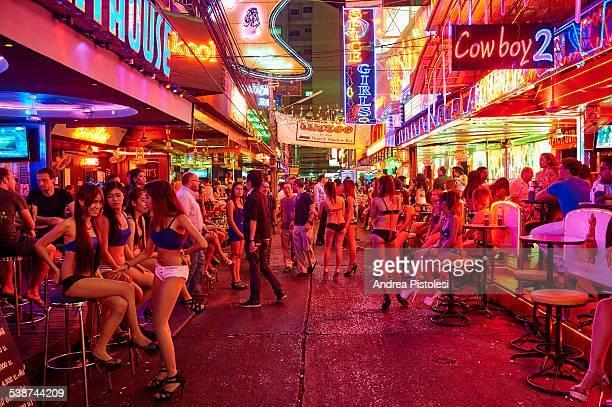 Soi Cow Boy night life, Bangkok