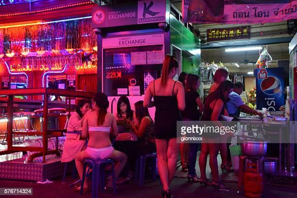 Soi Cowboy strip, Bangkok, Thailand