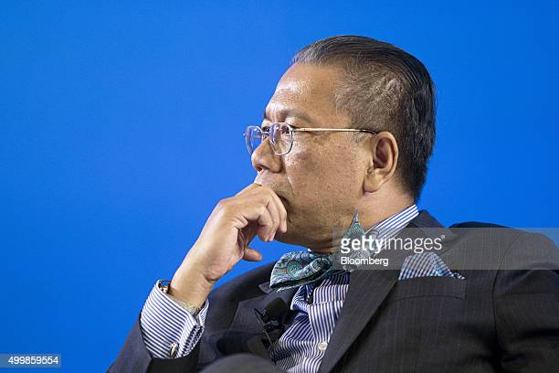 Sok Siphana managing partner at Sok Siphana Associates attends the Bloomberg Asean Business Summit in Bangkok Thailand on Thursday Dec 3 2015...