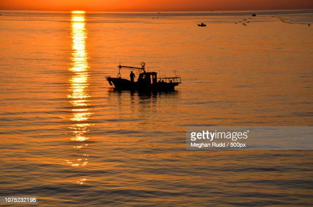 sokcho sunrise - meghan stock photos and pictures