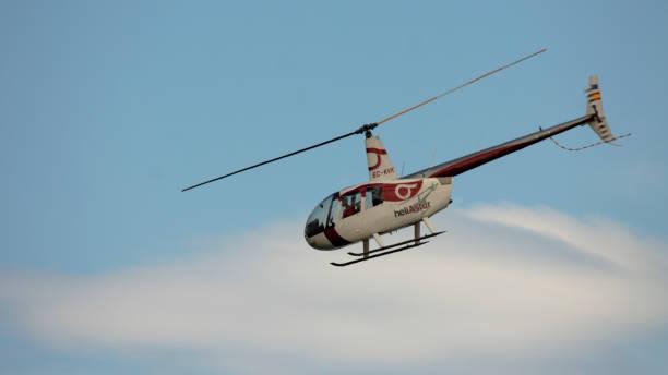 Soko Aviation Robinson R44 Raven II (EC-KVK)