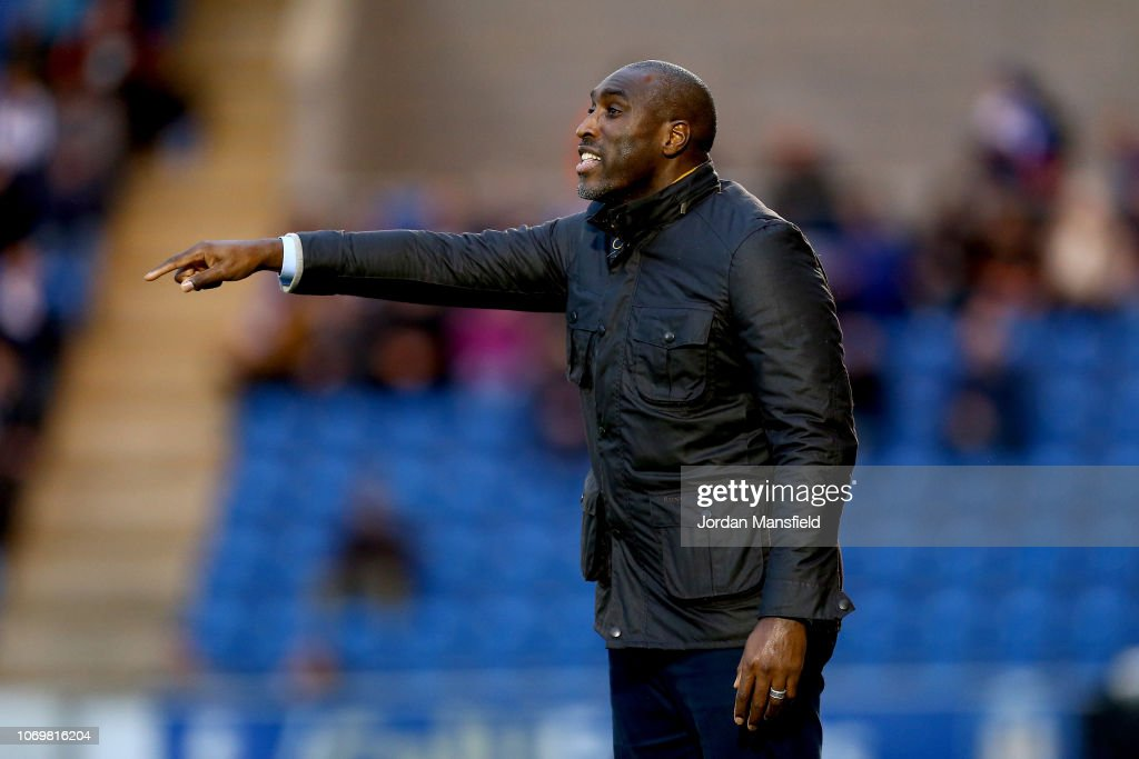 Colchester United v Macclesfield Town - Sky Bet League Two : News Photo