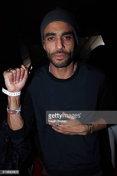 Sol Guy of Tribeca Films attends the Allstar Champions Gala at Exhibition Grounds on February 13 2016 in Toronto Canada