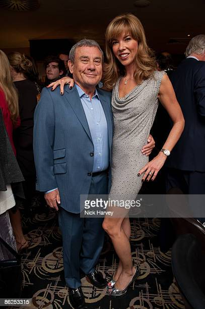 Sol Kerzner and Heather Kerzner attend a dinner for Michael Kors at China Tang at the Dorchester on April 27 2009 in London England