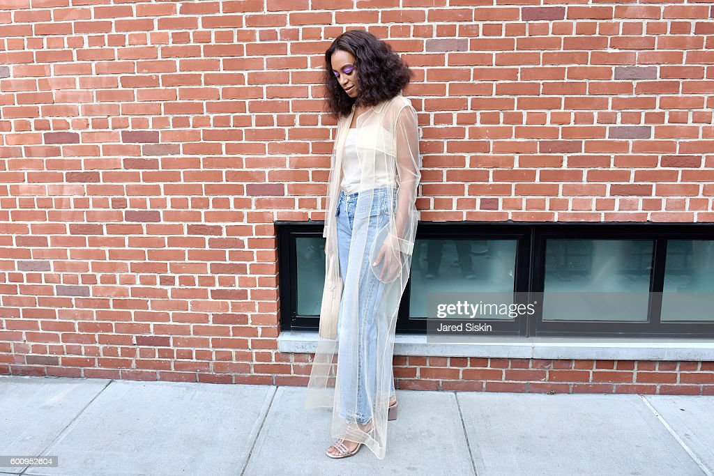 Creatures of Comfort - Front Row - September 2016 - New York Fashion Week : News Photo