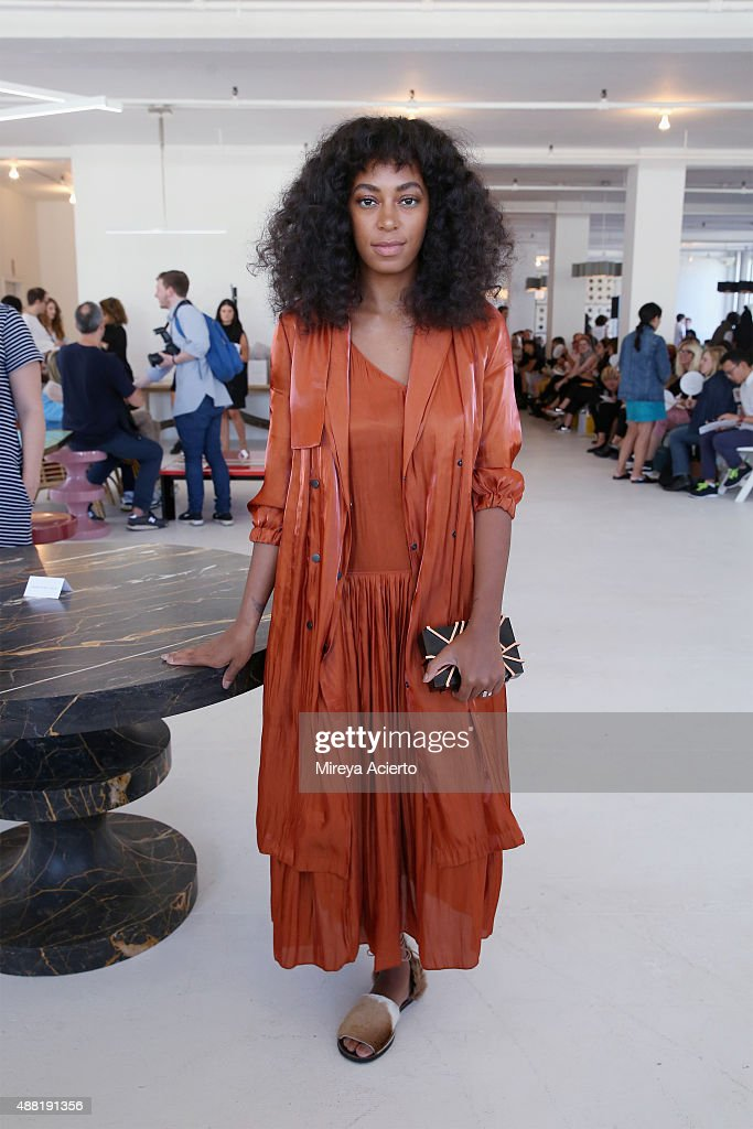 Eckhaus Latta - Front Row - Spring 2016 New York Fashion Week
