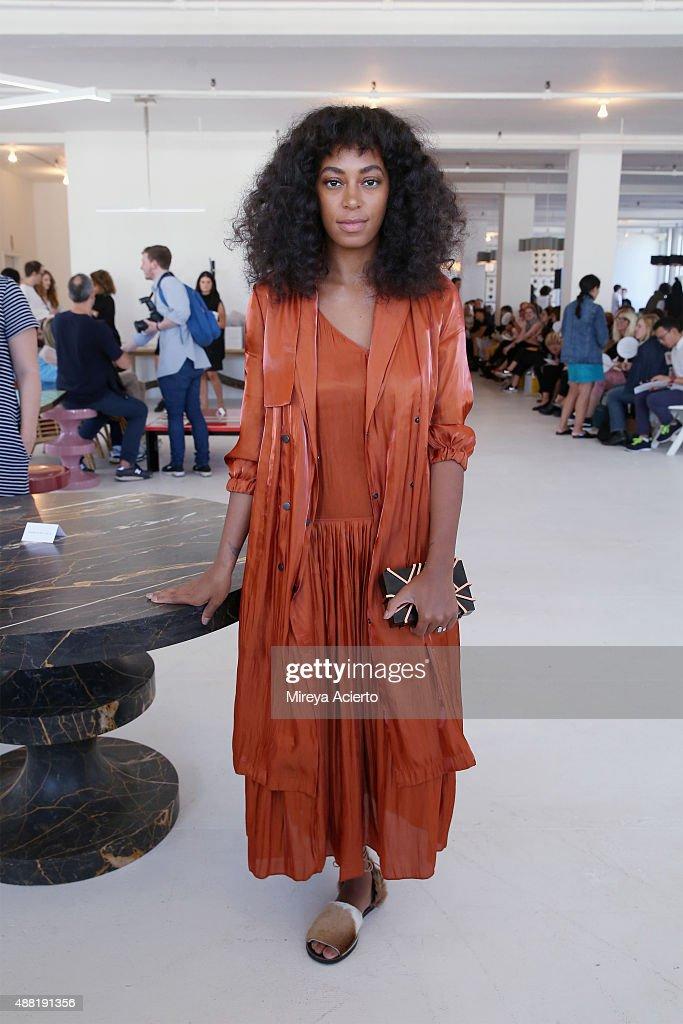 Eckhaus Latta - Front Row - Spring 2016 New York Fashion Week