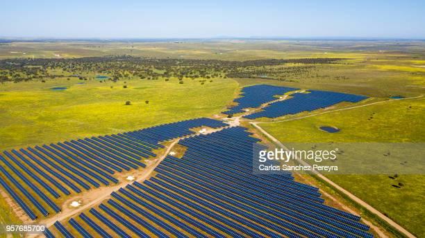 solar cells in Spain