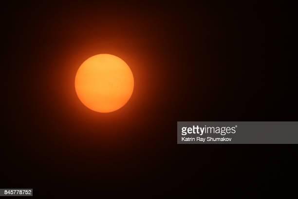 Solar Eclipse, Aug 21, 2017, Toronto