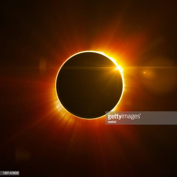 solar eclipse - eclipse stock pictures, royalty-free photos & images