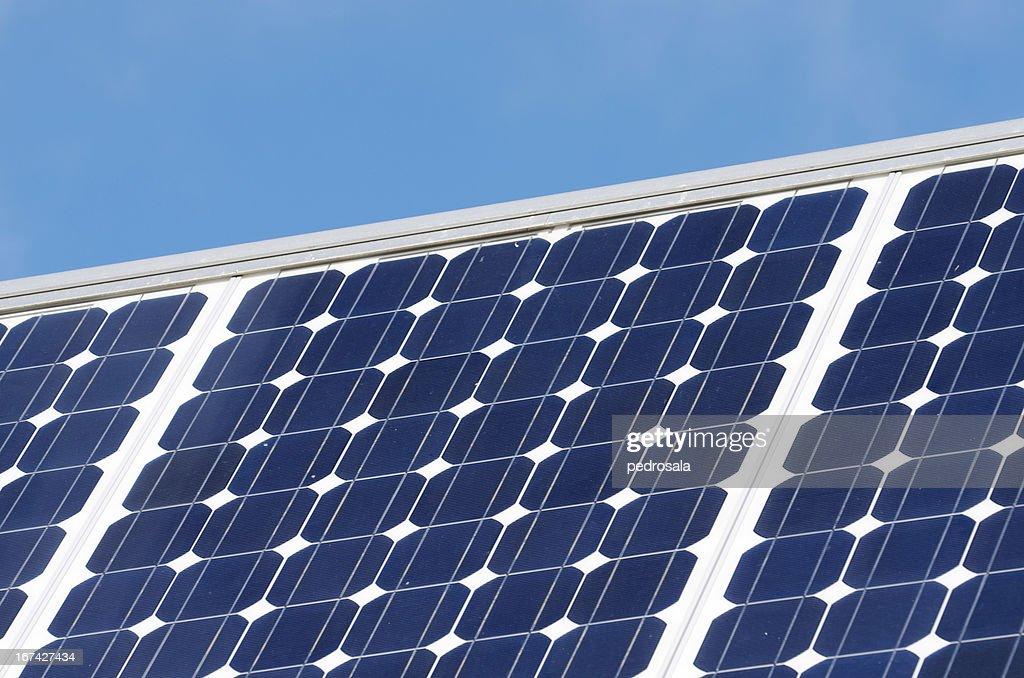 solar energy : Stock Photo