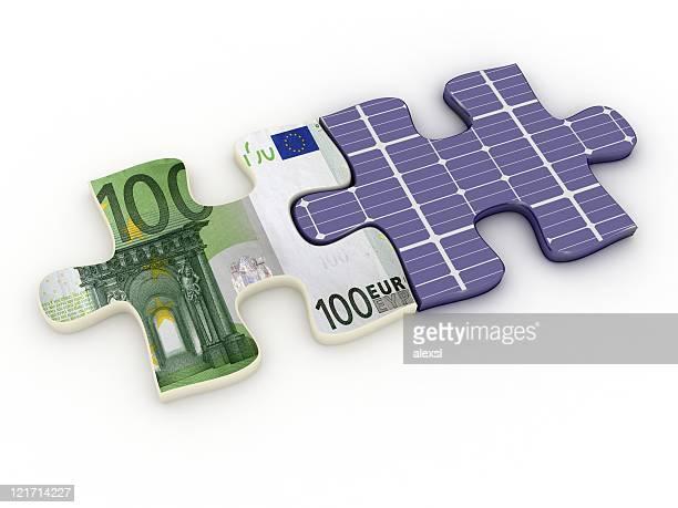 Energiesparende Puzzle