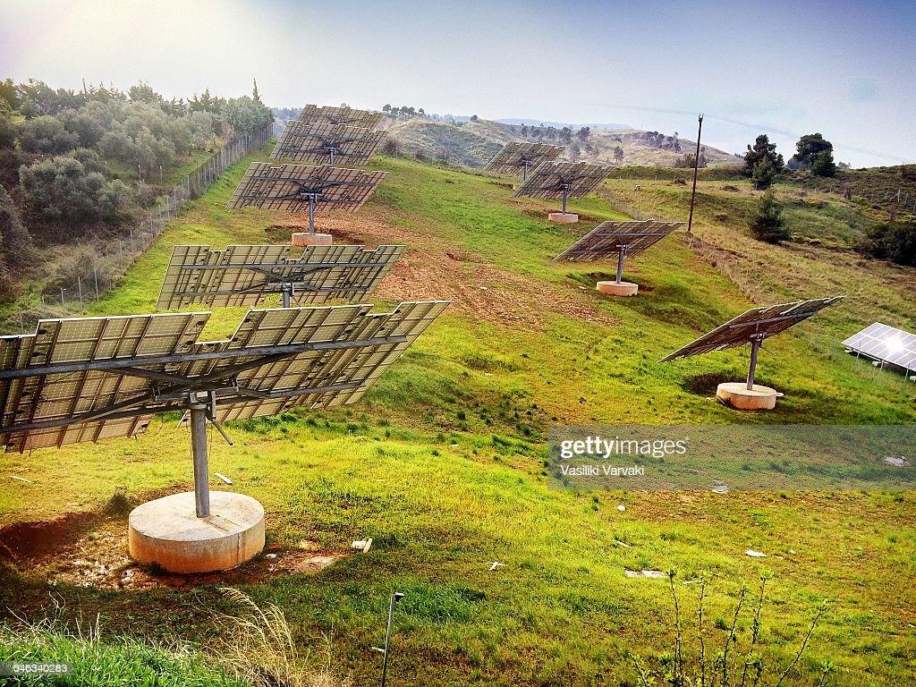 Solar Energy  : News Photo