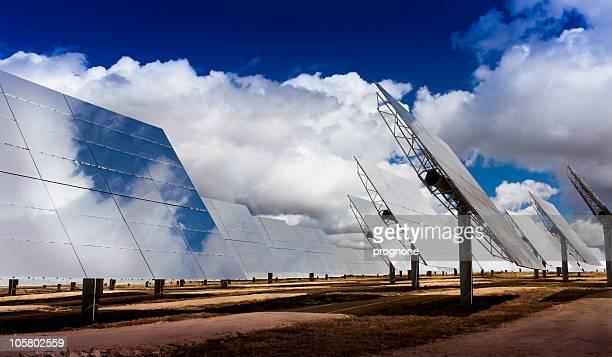Solar Heliostats