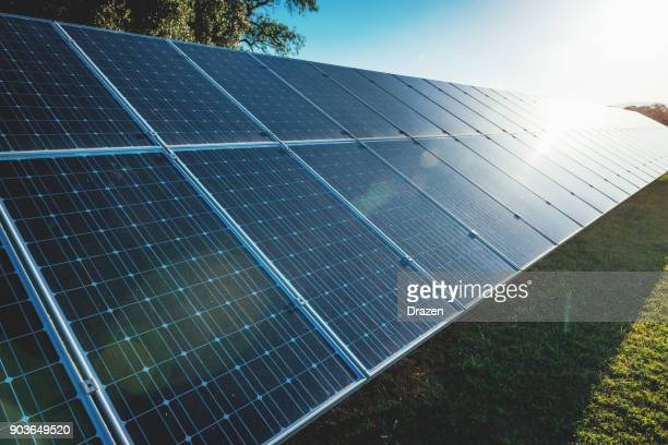 Solar panels in Australia are source for cheap and green energy