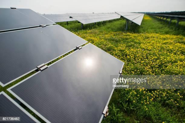 28 Operations At The Enbridge Inc Sarnia Solar Facility