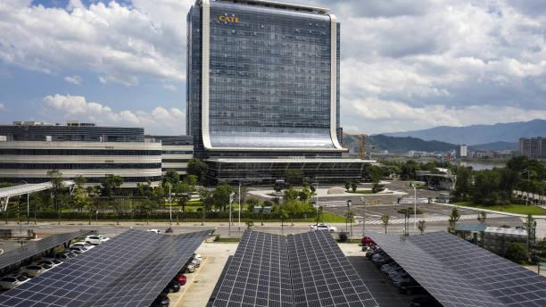 CHN: Inside Electric-Car Battery-maker CATL's Headquarters