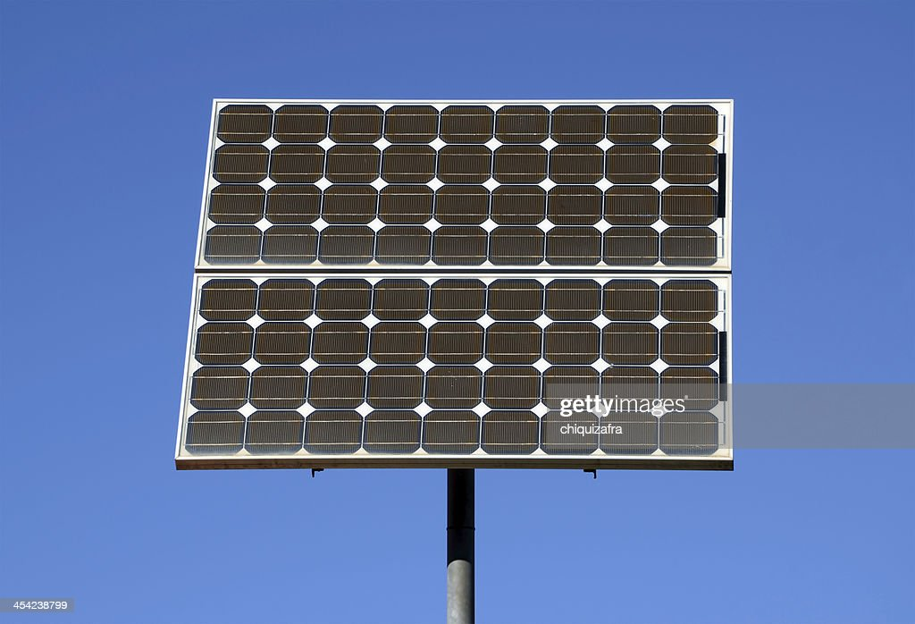 solar plate : Stock Photo