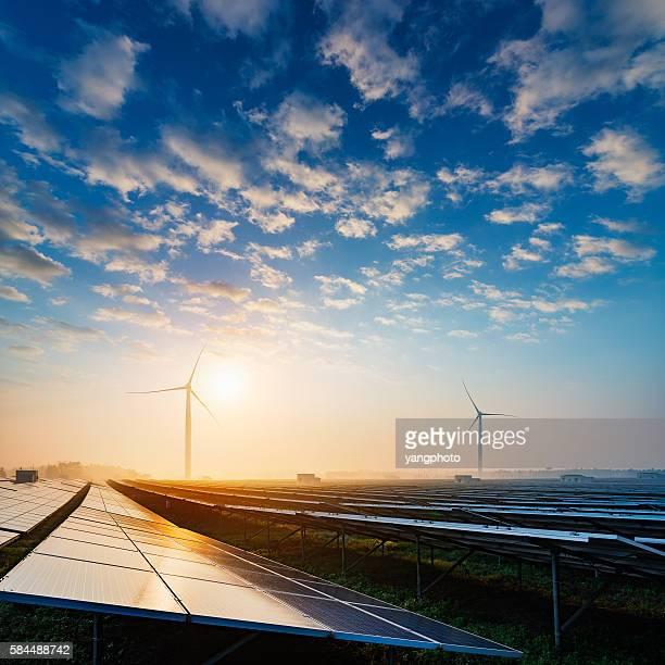 Centrale solaire power