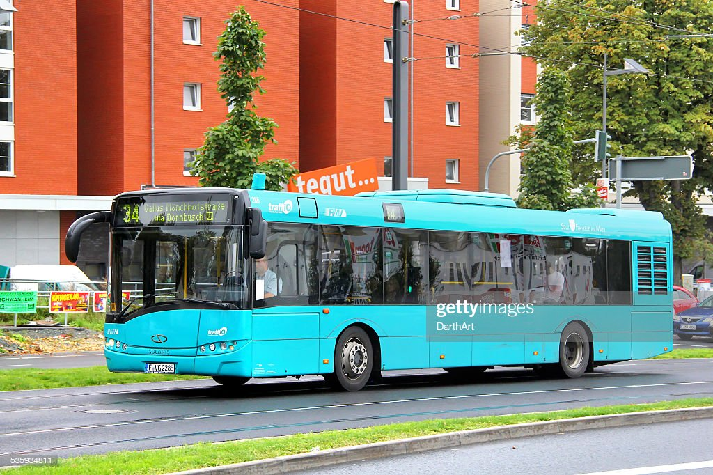 Solaris Urbino 12 : Stock Photo