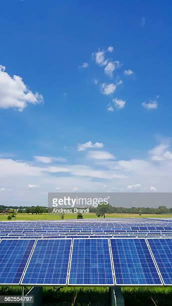 Solarpark Nussloch 3rd biggest solar park in BadenWuerttemberg