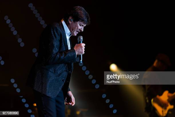Sold Out for the unstoppable Italian singer Gianni Morandi who performed live at Pala Alpitour in Turin Italy on 3 March 2018 with his 'D'Amore...