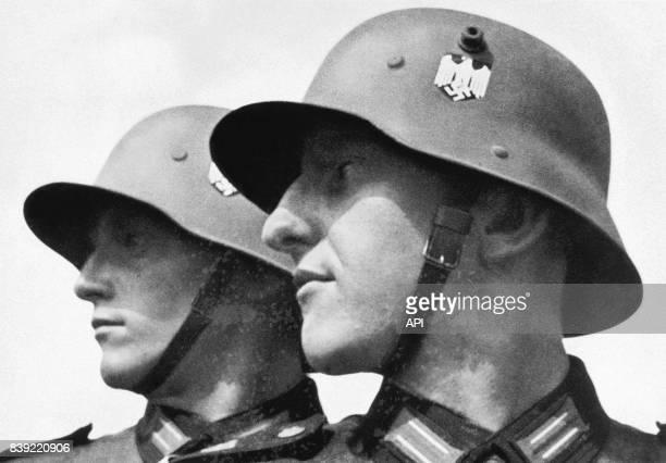 Soldats allemands du IIIè Reich