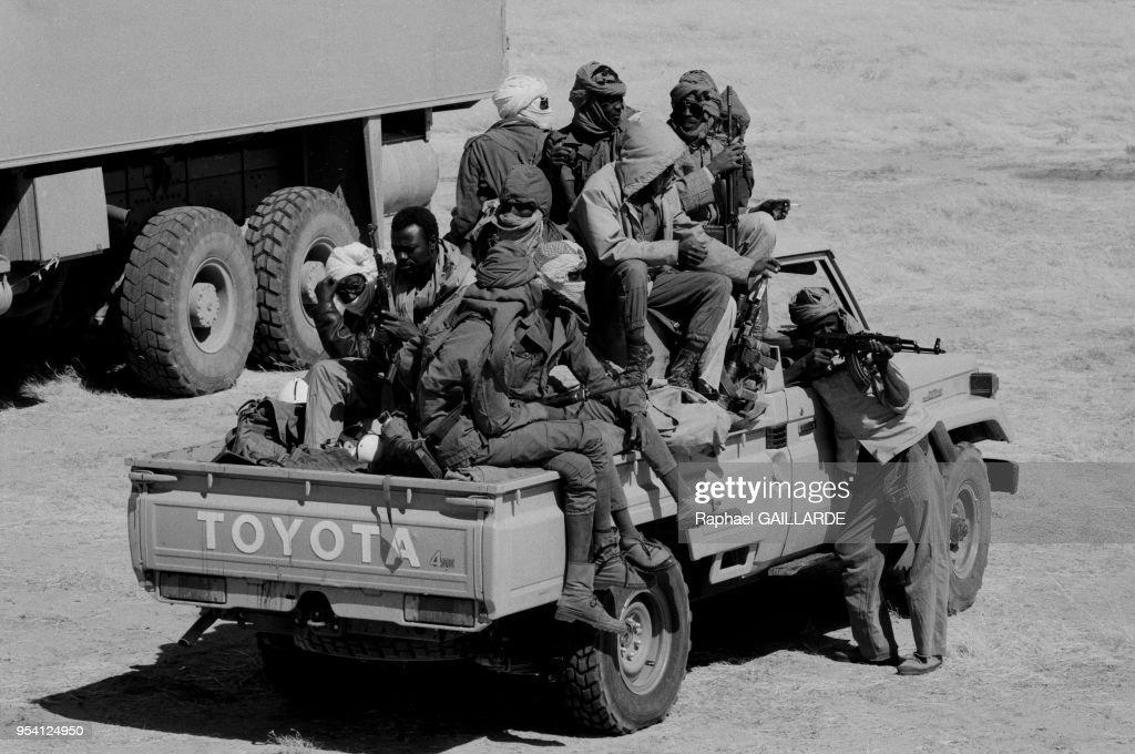 Conflit entre la Libye et le Tchad en 1987 : Fotografía de noticias