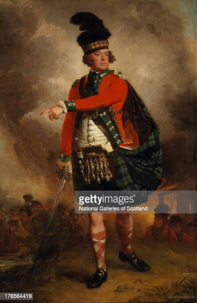 Soldier Lord Lieutenant of Ayrshire by John Singleton Copley 1780 Oil on canvas