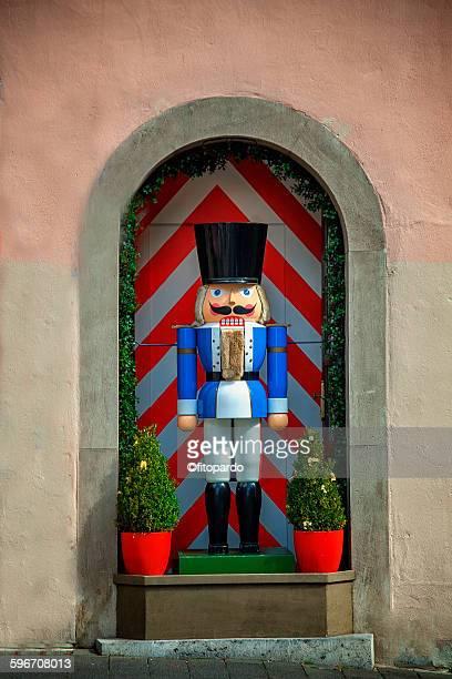 Soldier Nutcracker in Rothenburg