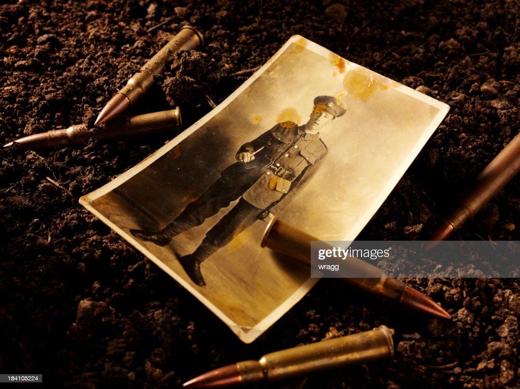 Soldat de la Guerre : Photo