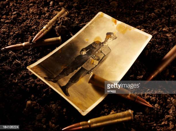 soldier of the great war - world war i stock photos and pictures