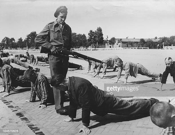 Soldier of the Netherland forces who had been an unwilling prisoner in the Vaught concentration camp, discovers a The Dutch Waffen S.S man who was a...