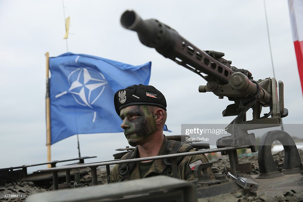 NATO Holds Noble Jump Exercises Of VJTF Forces : News Photo