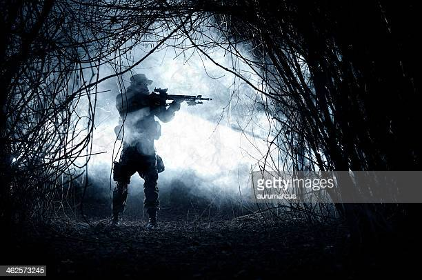 soldier - swat stock pictures, royalty-free photos & images