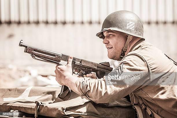 WWII Soldier