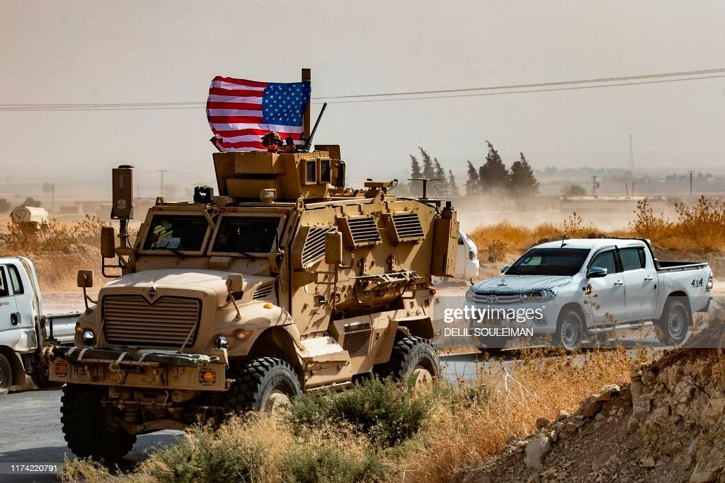 SYRIA-US-TURKEY-KURDS-CONFLICT : News Photo