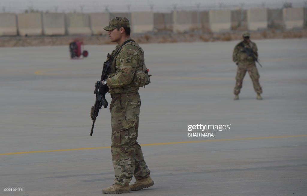 AFGHANISTAN-US-UNREST : News Photo