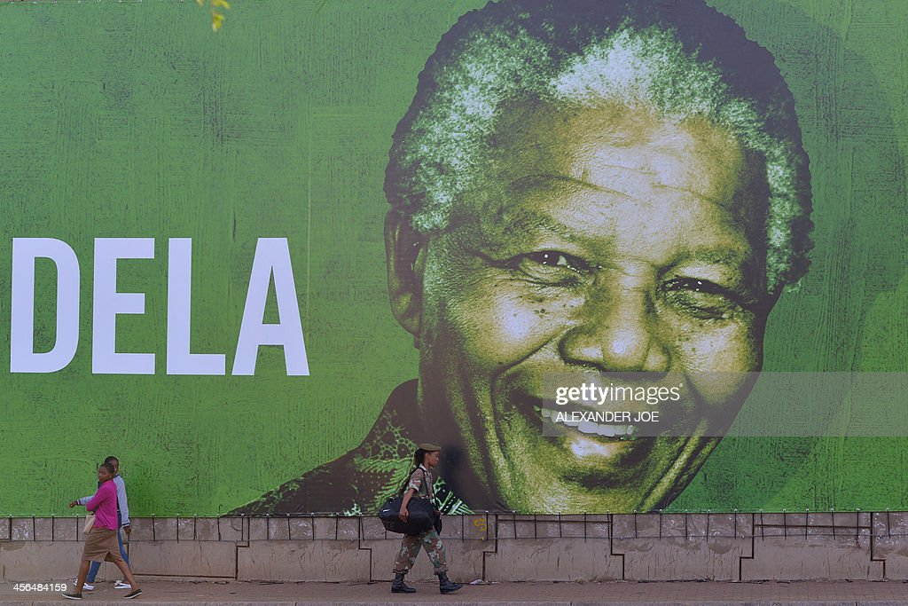 SAFRICA-MANDELA : News Photo